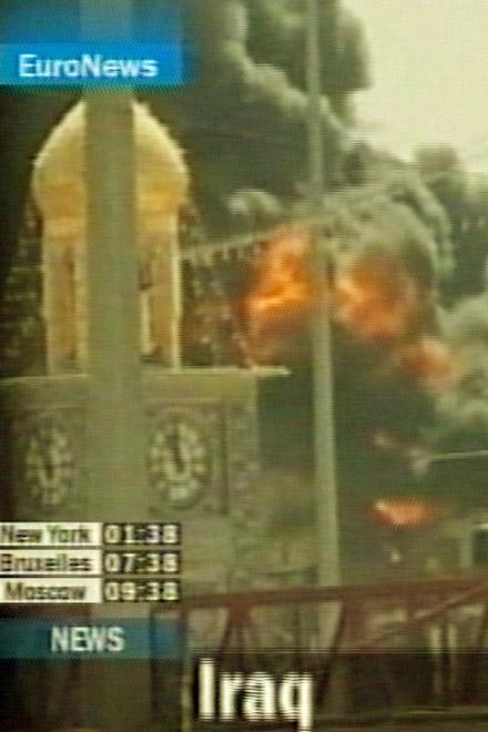 В Ираке, по уточненным данным, в результате столкновения сил безопасности с боевиками погибли 52 человека (видео)