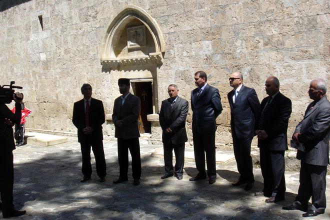 Албанская церковь – самый древний оплот христианства на Кавказе