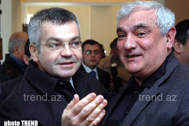 "В Баку официально представлена ""Неоконченная рукопись"" Кямала Абдуллы"