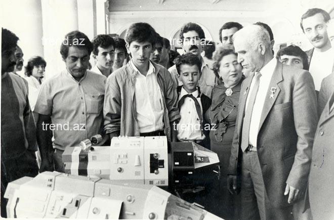 Сверхсекретный азербайджанец Керим Керимов о Гагарине, гибели космонавтов и курьезах - интервью (фотосессия)