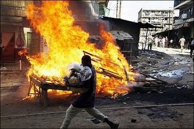 Calls for   Kenya dialogue as poll violence toll rises