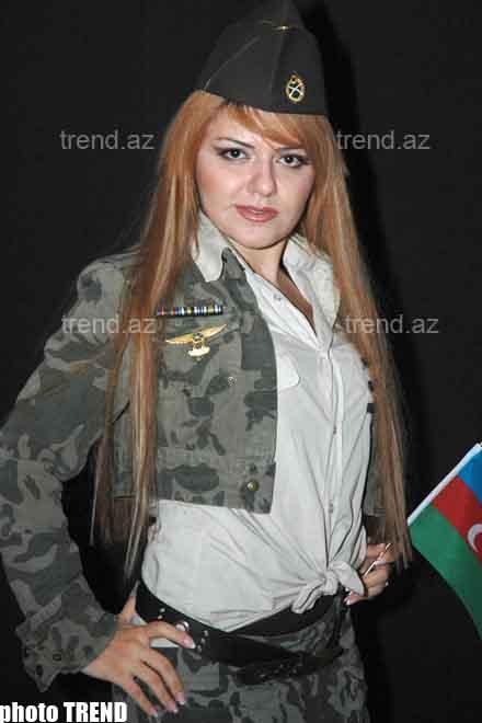 Если будет объявлена мобилизация, я первой отправлюсь на фронт – азербайджанская певица Хураман Шушалы