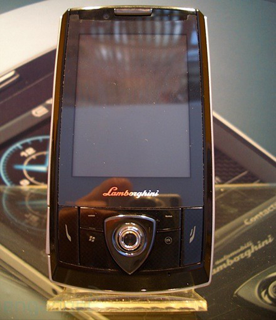 Eyes-on with ASUS ZX1 Lamborghini phone