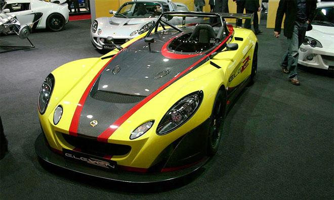Lotus представил в Женеве бюджетный 2-Eleven