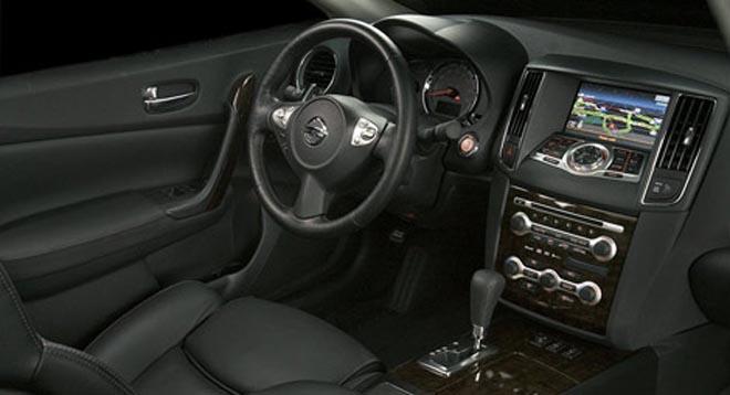 Nissan раскрыл детали нового Maxima