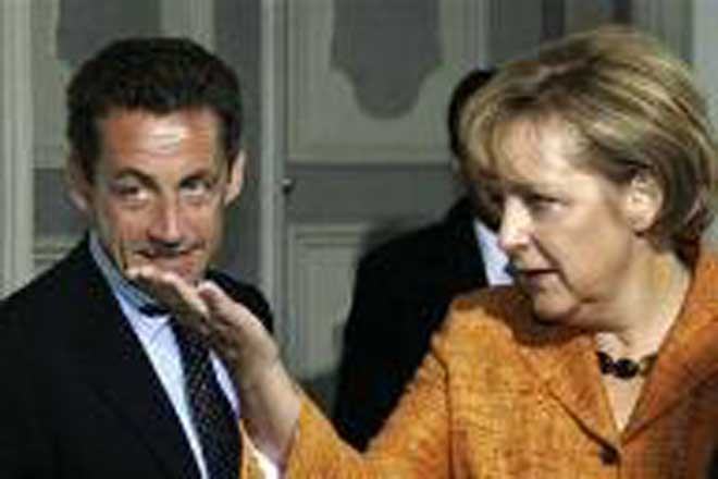 Sarkozy-Merkel agree on Mediterranean Union