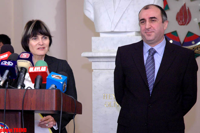 Switzerland ready to organize a meeting of Azeri, Armenian presidents