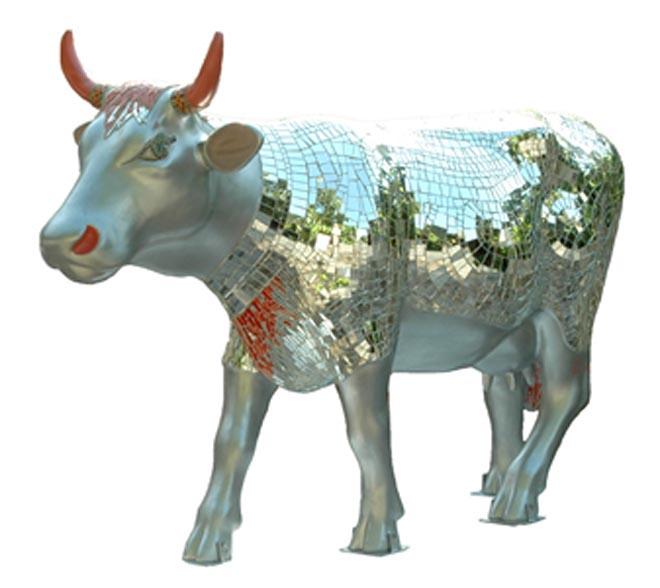 Парад коров!