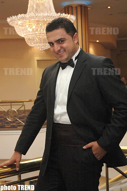 Я везунчик от Бога - телеведущий и тамада Насиб Нур