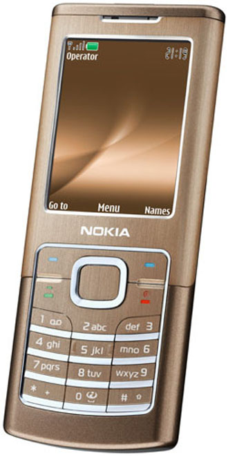 Nokia 6500 classic and Nokia 6500 slide launched
