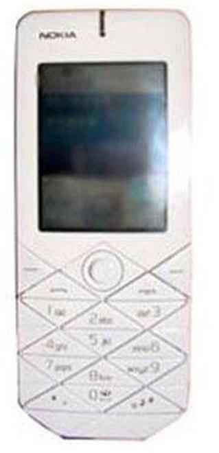 Photos of Nokia 7500 fashion phone