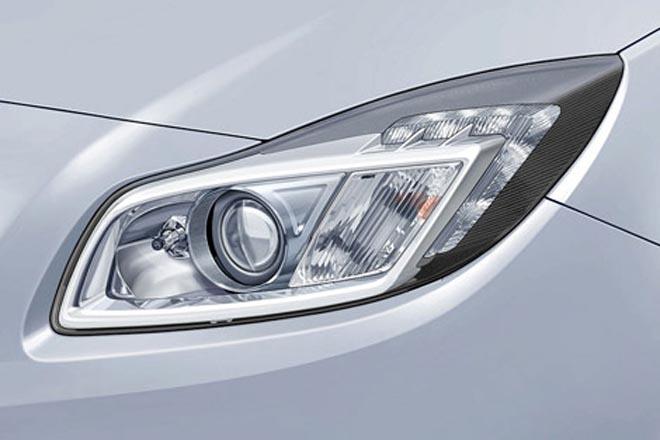 Opel показал новые фотографии преемника Vectra