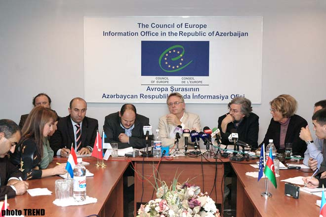 """""""PARLIAMENTARY ELECTIONS IN AZERBAIJAN - A CHANCE TO SHOW LOYALTY TO INTERNATIONAL LIABILITIES,"""" PACE MISSION"""