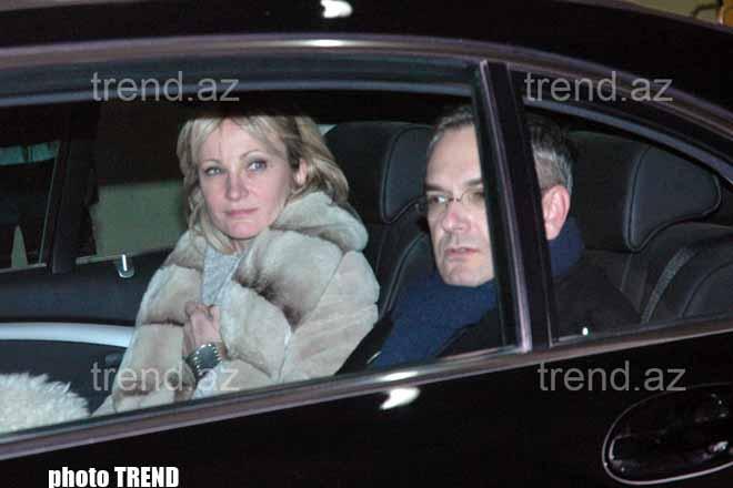 Патрисия Каас и Моника Беллучи приехали в  Баку - эксклюзивная фотосессия