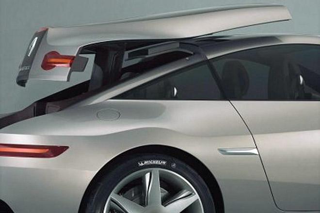 Renault покажет во Франкфурте будущее купе