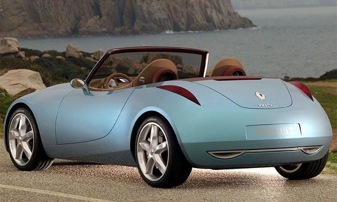 Renault представит конкурента Mazda Miata через 2 года