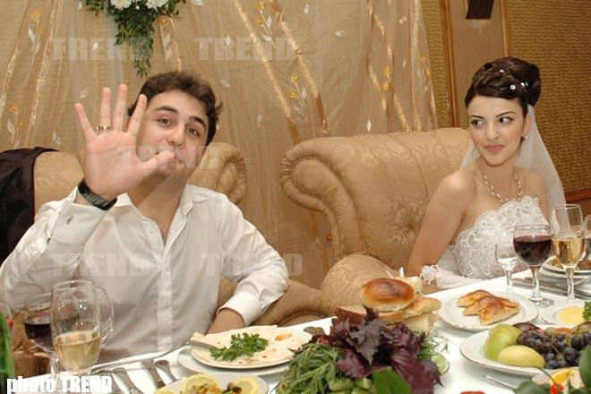 Певец  Сабир Ахмедов обманул всех и на свадьбе  потерял свою невесту