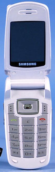 Samsung SGH-X550: возращение к истокам