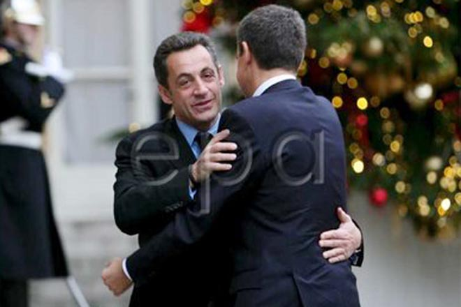 Franco-Spanish summit opens in   Paris
