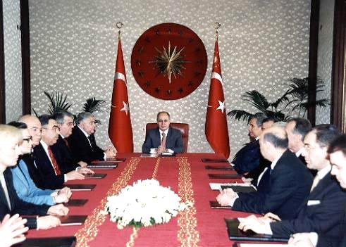 President of Turkey received Speaker of Azerbaijan Parliament