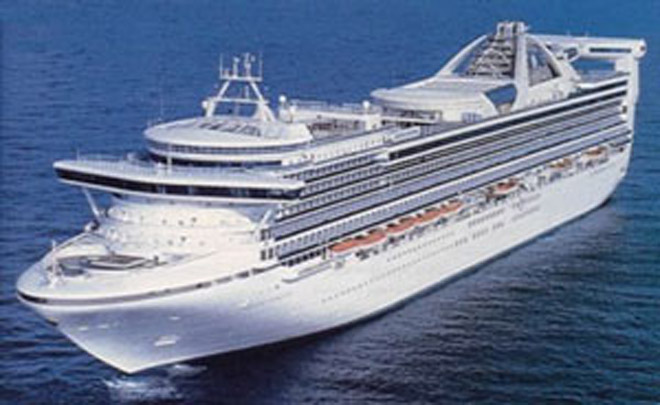 Cruise Ship Fire Strands Guests Off Mexico - Princess cruise ship fire