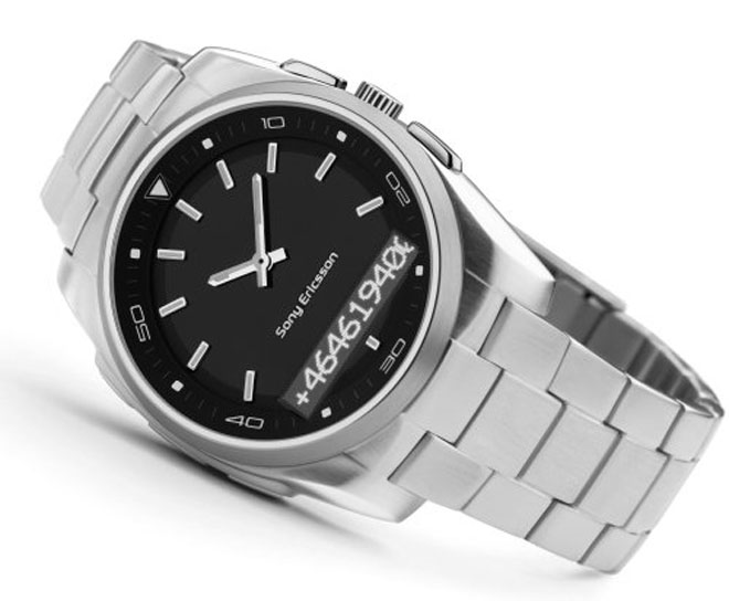 Sony Ericsson extends its range of Bluetooth-watches with 3 new models