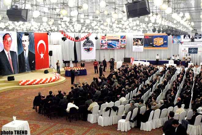 В Азербайджане награждены налогоплательщики из числа турецких инвесторов