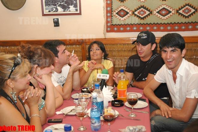Азербайджанское телевидение проигнорировало бывшего продюсера певиц Айгюн Кязымовой, Ройи и Раксаны