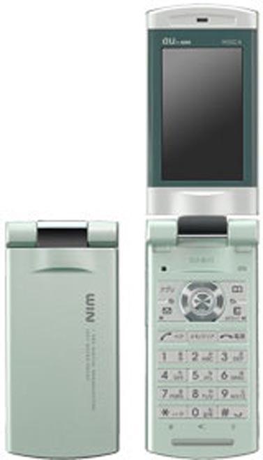 Новые мобильные телефоны от Casio: водонепроницаемый W52CA и 5,1 МП Exilim W53CA