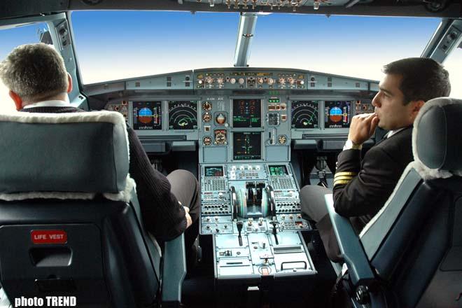 AZAL commissioned new airbus Рђ-319
