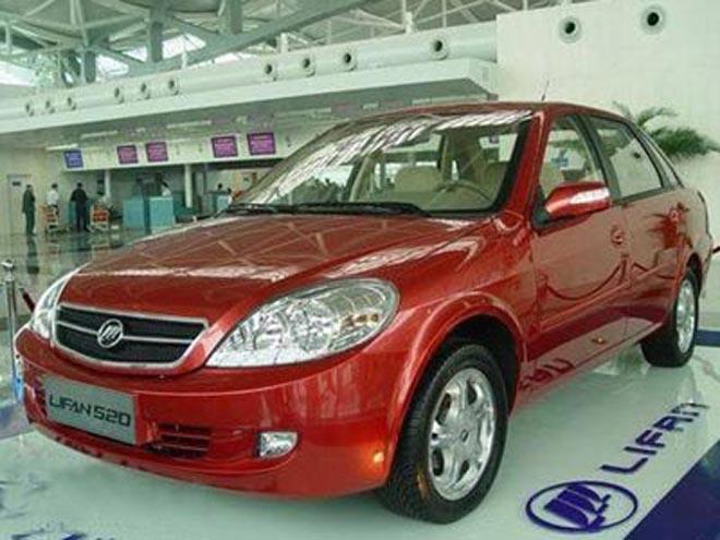 В Hахчыванской АР может быть налажена сборка автомобилей Lifan