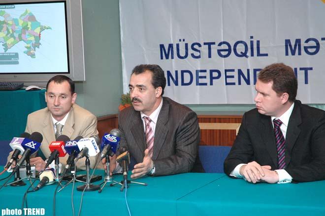 OSCE/ODIHR: Parliamentary elections in Azerbaijan do not meet international standards