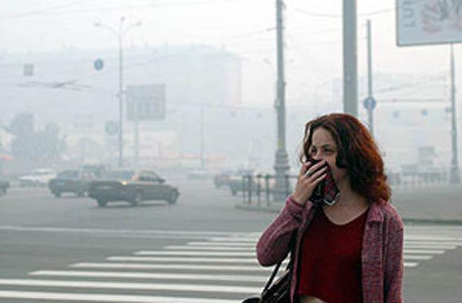 Ученые: уровень СО2 ватмосфере впервый раз вырос запоследние три года