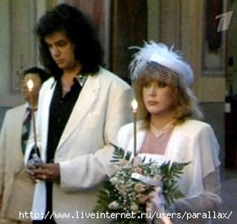 свадьба пугачевой и киркорова фото