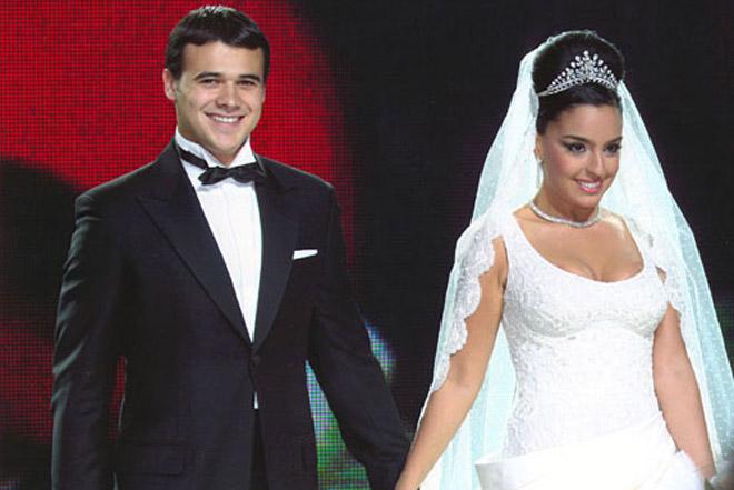 Свадьба эмина агаларова и лейлы алиевой.фото
