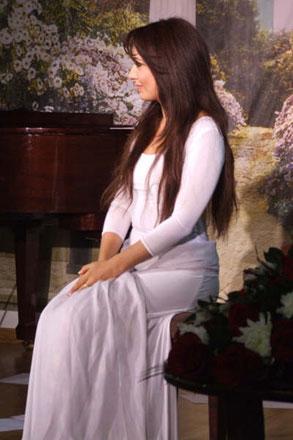 Поэтесса Нигяр Гасанзаде удивит бакинскую публику новым экспериментом (фотосессия)