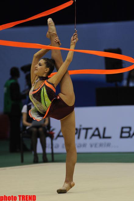 В Баку проходит 25-й Чемпионат Европы по художественной гимнастике – ФОТОСЕССИЯ
