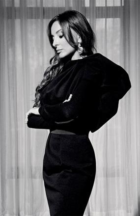 Интервью с первой леди Азербайджана Мехрибан Алиевой и фотосессия из журнала Harpers Bazaar