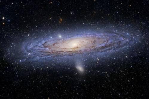 NASA обнаружило две черные дыры, все-таки возможно объединение