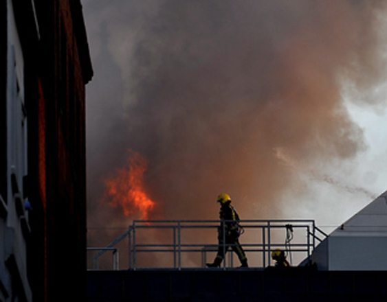 Nearly 400 tourists evacuated after fire in Spanish hotel