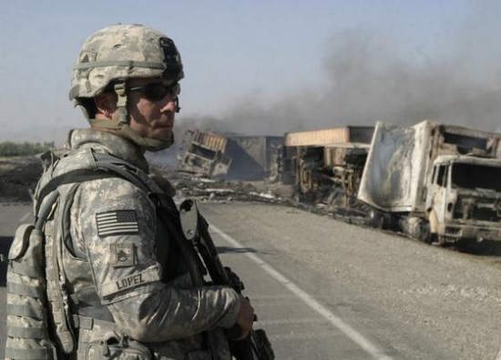 United States soldier killed in battle with IS in Afghanistan