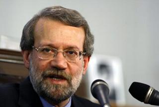 Larijani: Iran proud of supporting Lebanese Hizbollah