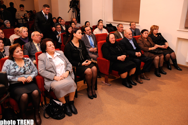 Film about Azerbaijani national hero Naiq Yusifov presented in Baku