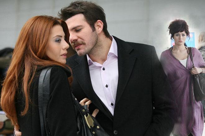 """Сериал """"Листопад"""" завершится не в мае, а в январе 2011 года (фотосессия)"""