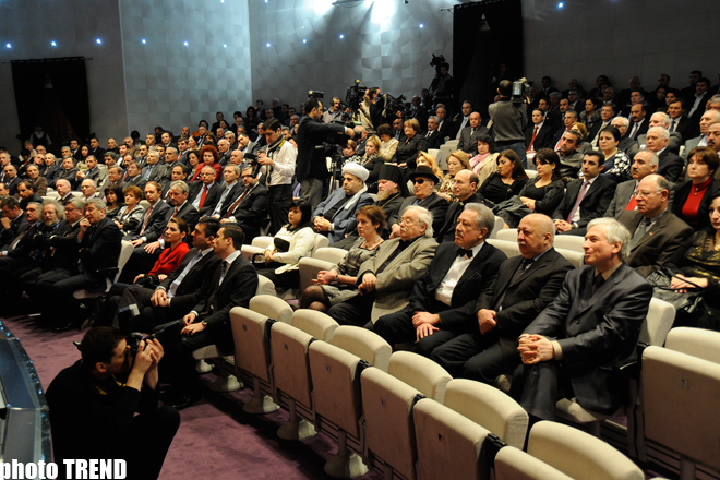 Russia's Presidential Administration Head: Azerbaijani-Russian Public Forum shows how we need each other (PHOTO)