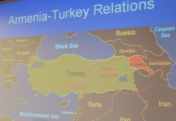 Turkish and Azerbaijani lands presented as Armenian (UPDATED)