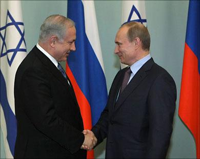 Putin və Netanyahu Suriyadakı vəziyyəti və ikitərəfli münasibətləri müzakir ...