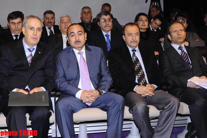 AzərTAc Dövlət İnformasiya Agentliyi Azərbaycan tarixinin böyük şahididir - Əli Həsənov (FOTO)