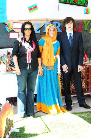 Mexikoda Novruz bayramı qeyd olunub (FOTO)