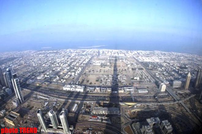 В Азербайджанском Дубае, или как за проявления чувств можно угодить за решетку (фотосессия, часть вторая)